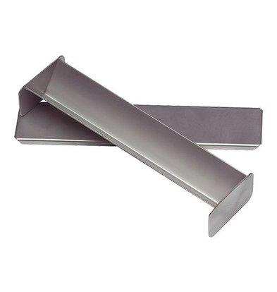XXLselect Pate Formular | Dreieck-Abdeckung | SS | 40x300x60mm