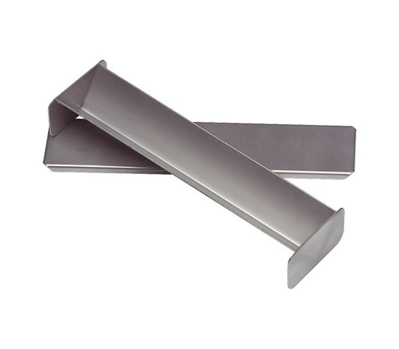 XXLselect Pate Form | Triangle Cover | SS | 40x300x60mm