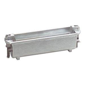 XXLselect Pate Vorm | Gegoten Alluminium | Rond | Diameter 55mm
