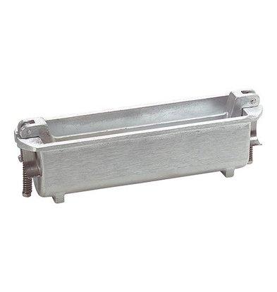 XXLselect Pate Vorm | Gegoten Alluminium | Rond | Diameter 55 mm