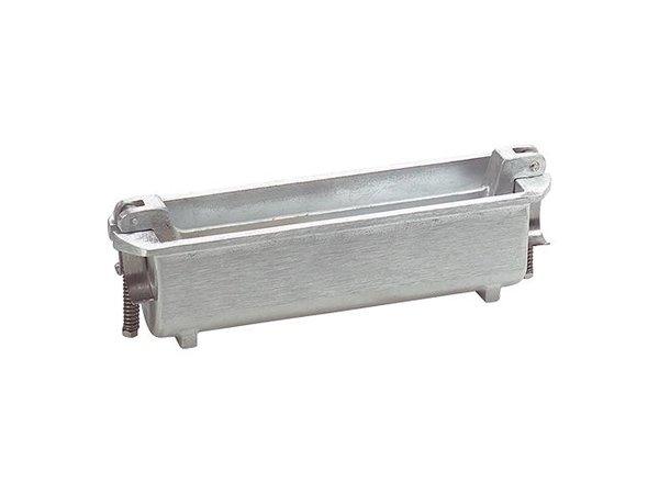 XXLselect Pate Formular | Aluminiumguss | um | Durchmesser 55 mm