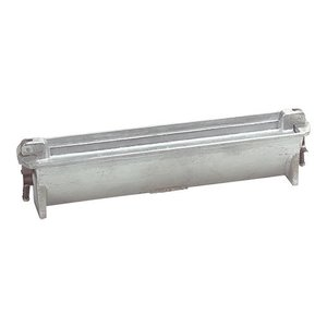 XXLselect Pate Vorm | Gegoten Alluminium | Driehoek | 85x75x400mm