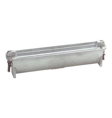 XXLselect Pate Formular | Aluminiumguss | Dreieck | 85x75x400mm
