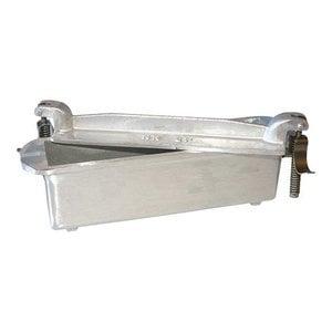 XXLselect Pate Formular | Aluminiumguss | square | 75x24x55mm