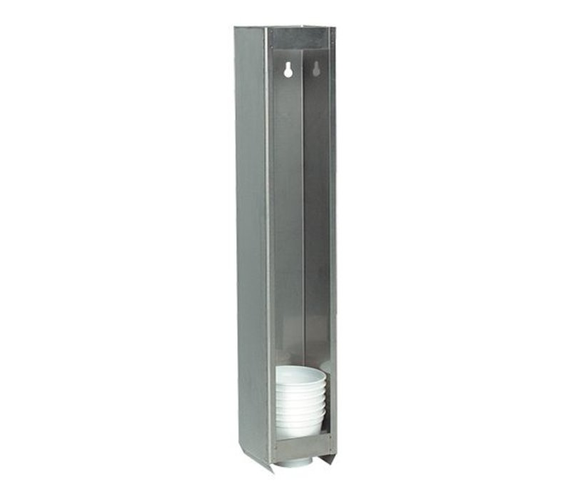 XXLselect Cup dispenser - Cup Holder - 7cm