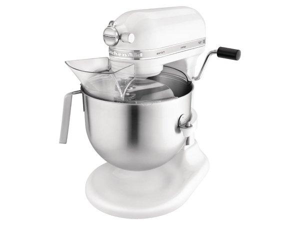 Kitchenaid KitchenAid Mixer K5 Heavy Duty 6.9 l - Weiß