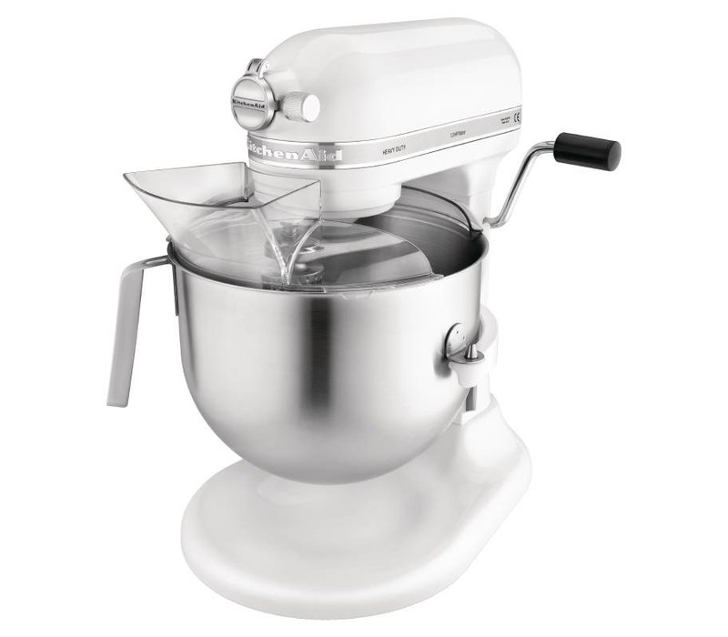 Kitchenaid KitchenAid Mixer K5 Heavy Duty 6,9L - Wit