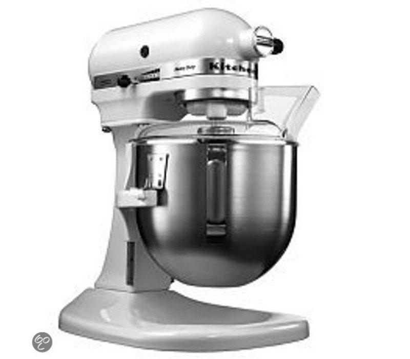 Kitchenaid KitchenAid K5 Mixer - Wit - 4,8L