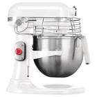 XXLselect KitchenAid Mixer 5K Heavy Duty Pro 6.9 l - White