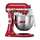 XXLselect KitchenAid Mixer 5K Heavy Duty Pro 6,9L - Rood