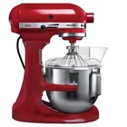 XXLselect KitchenAid K5 Mixer - Red - 4,8L