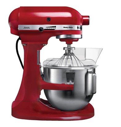 XXLselect KitchenAid K5 Mixer - Rood - 4,8L