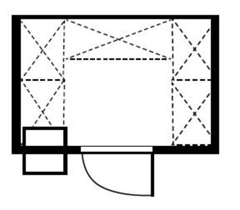 XXLselect Plug-Kühlraum 210x180x200cm