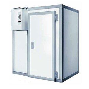 XXLselect Plug-cold room 180x180x200cm