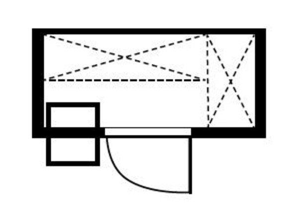 XXLselect Plug-Kühlraum 210x120x200cm