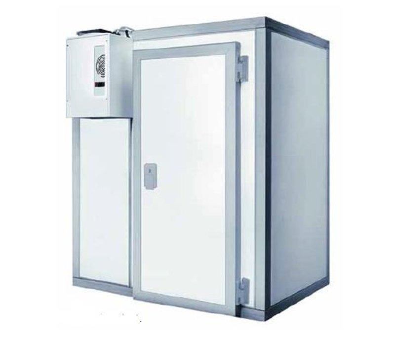 XXLselect Plug-Kühlraum 180x120x200cm