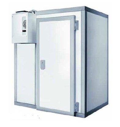 XXLselect Freezer cell 120x120x200cm Stikerklaar