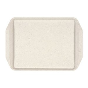 XXLselect Tray Roltex - Plastik - Ecru Heather - 435x305mm