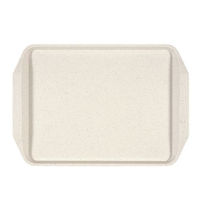 XXLselect Tray Roltex - Plastic - Ecru Heather - 435x305mm