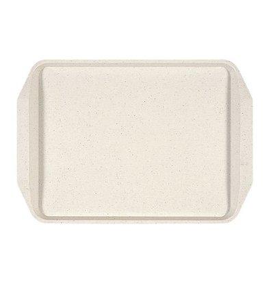 XXLselect Tray Roltex - Plastik - Ecru Heather - 435x305mm