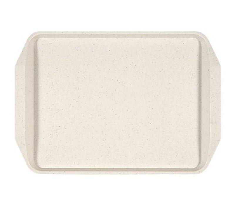 Roltex Tray Roltex - Plastik - Ecru Heather - 435x305mm