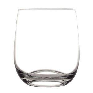 XXLselect Olympia Ronde kristallen glazen - 6 stuks - 2 Maten