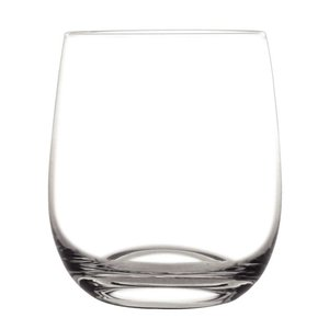 XXLselect Olympia Round crystal glasses - 6 pieces - 2 Sizes