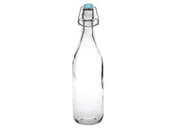 XXLselect Olympia Glazen waterflessen - 2 Maten