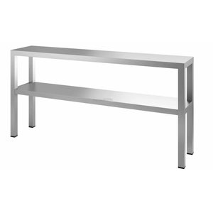 XXLselect Etagere Stainless Steel Double - 6 sizes