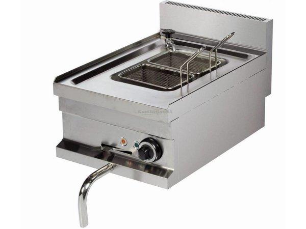 Combisteel Pasta Cooker Electric   14 liters   Drain valve   230   400x600x (H) 265mm