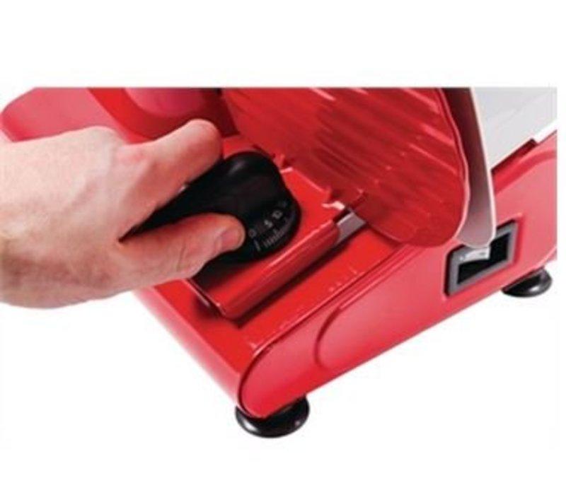 Buffalo Meat Slicer Basic | Stainless steel | 230V | 400x290x (H) 280mm