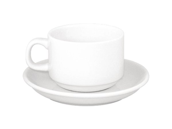 Athena Hotelware Athena Coffee Cup - 21 cl - 24 pieces