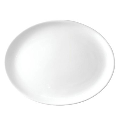 Athena Hotelware Athena Oval Coupe Plate - 30 cm