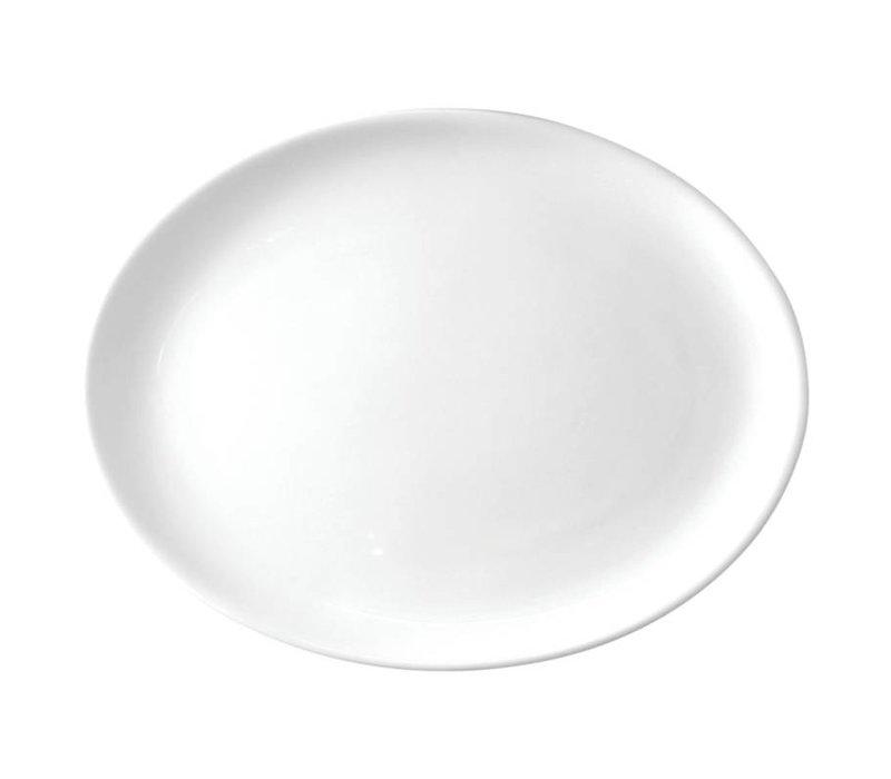 Athena Hotelware Athena Oval Coupe Plate - 30 cm