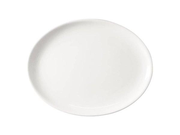 Athena Hotelware Athena Oval Coupe Plate - 25 cm - Preis pro 12 Stück