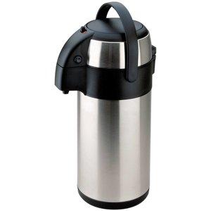 XXLselect Mit Pumpe aus Edelstahl - Jacketed PRO - Größe 2.5L - 3L - 5L