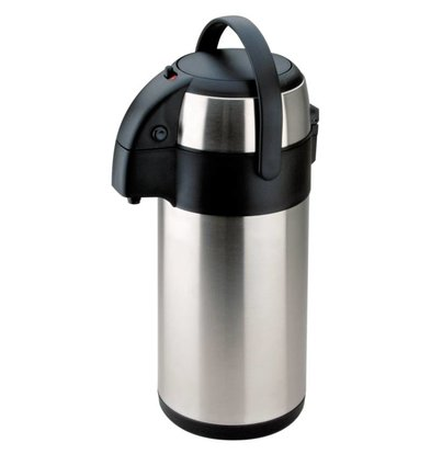 Olympia With pump stainless steel - Jacketed PRO - Size 2.5L - 3L - 5L