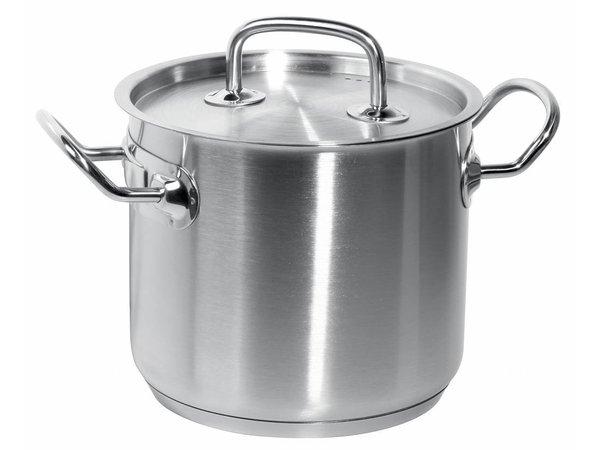 Hendi Casserole / Stockpot-Edelstahl-Modell - 2,8 Liter - Wahl der 5 Größen