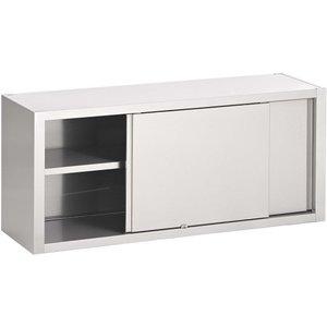XXLselect Wardrobe SS | 2 Sliding doors | 1 Floor | 1000x400x650 (h) mm | CHOICE OF 6 WIDTHS