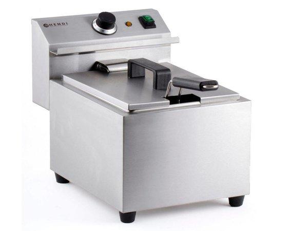 Hendi Fryer Master Cook | 8 Liter | 3,5kW | 455x300x (H) 345mm