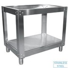 XXLselect Mount stainless steel oven for 2 x 6 pizzas art nr DIEFP / 66R