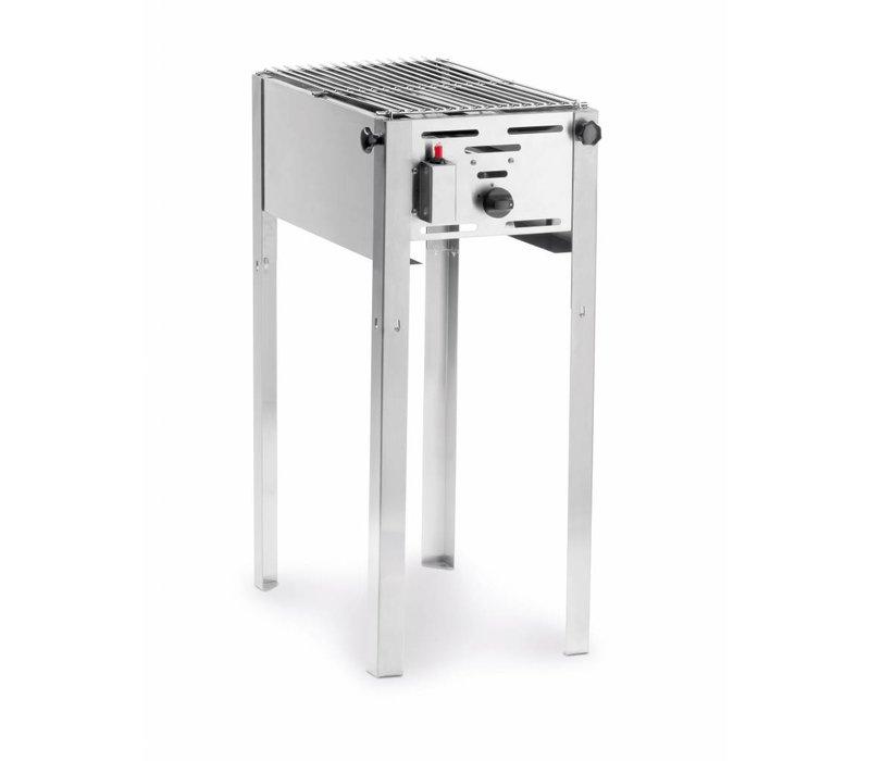 Hendi Gas Barbecue Hendi 154 700 Grillmaster Mini   Propane BBQ   Complete with accessories