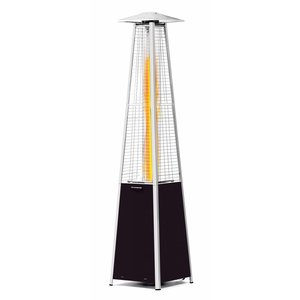 Hendi Patio heater at Pyramid Propane | Complete with gas hose and pressure regulator | 11.2 KW