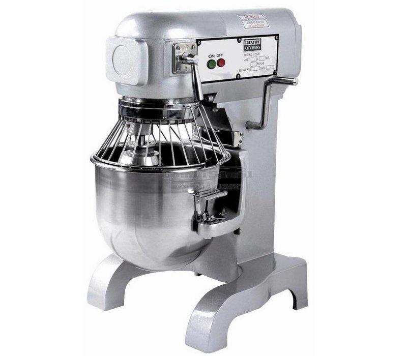 Combisteel Planet Mixer | 10 Liter | Tpm 100-178-355 | 0.45 kW | 452x432x (H) 606mm