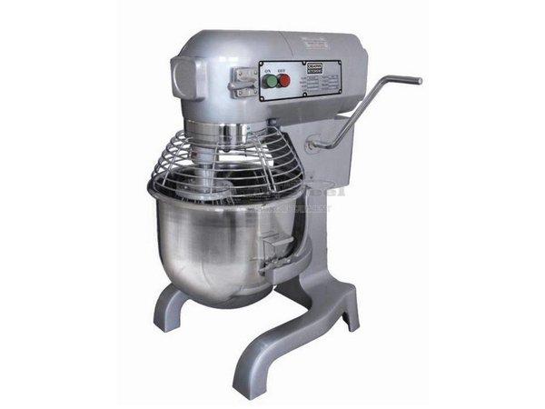 Combisteel Planet Mixer | 20 Liter | 104-187-365 Tpm | 1.1 kW | 530x496x (H) 780 mm