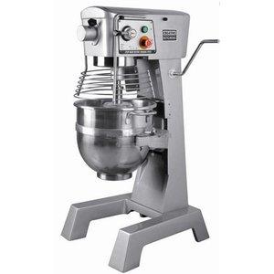 Combisteel Planet Mixer | 30 Liter | Tpm 100-187-365 | 1.1 kW | 446x512x (H) 852mm