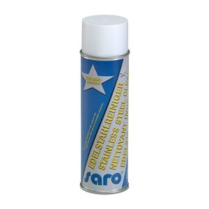 Saro 10 Cans Stainless Steel Cleaner