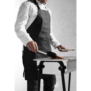 Hendi Hendi Barbecue Schort met Vlamvertragende Coating - Deluxe - 810x660mm