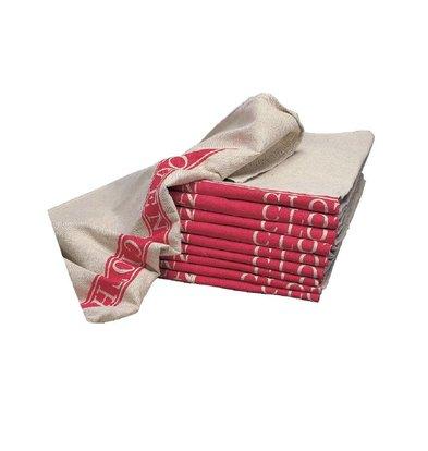 Vogue Küchentücher / Handtuch 55% Leinen - 45% Baumwolle - Professional - Preis pro Stück