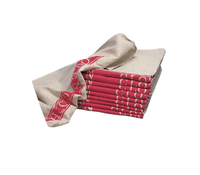 XXLselect Kitchen Towel / towel 55% linen - 45% Cotton - Professional - Price per piece